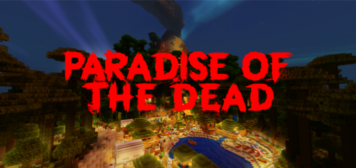 COD ZOMBIES Inspired: Paradise of the Dead [Minigame]