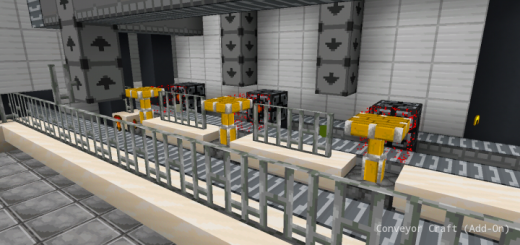 Conveyor Craft (Alpha Release / Add-On) [1.16 Only]