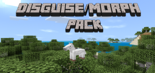 Disguise – Updated More Mobs & Better Optimization