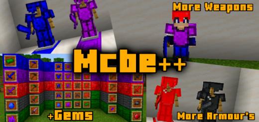 Mcbe++ (Only Beta)