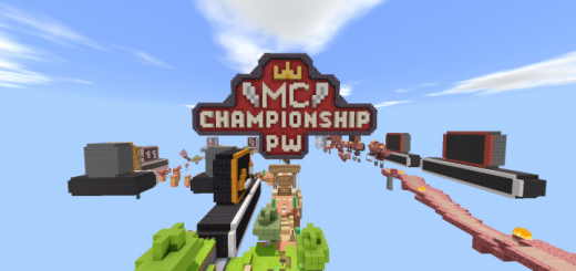 Parkour Warrior Fanmade Map (MCCS10) (Fanmade Remake)