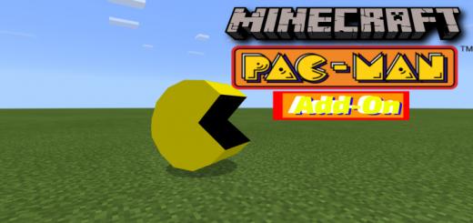 Minecraft PAC-MAN Add-On Beta 2