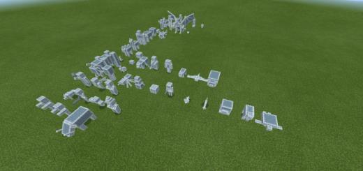Mob Statues Add-on (1.14+)