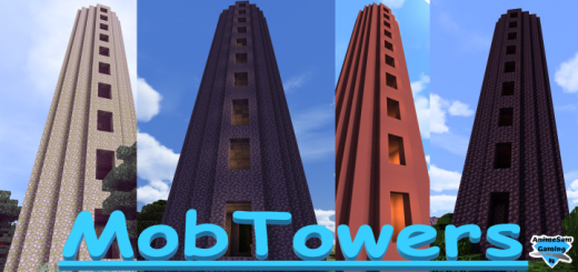 Mob Towers – A Battle Towers Addon (Update)