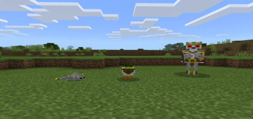 More Mob Variants Addon – 11 New Mobs!