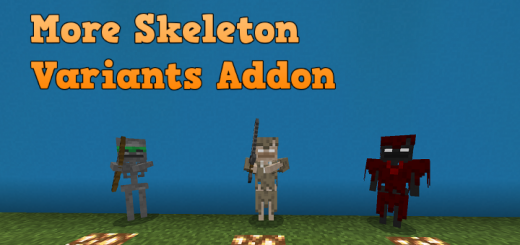 More Skeleton Variants Addon