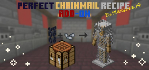 Perfect Chainmail Recipe Add-on