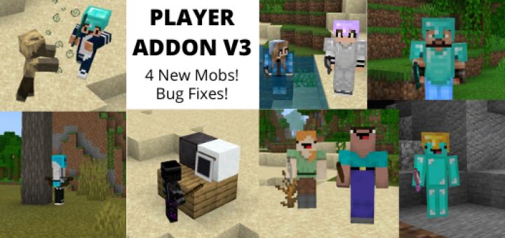 Best Skins 2018 For Minecraft PE iOS, Android 1.6.1, 1.6.0