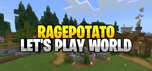 RagePotato Survival Let's Play World