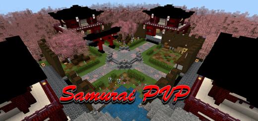 Samurai PVP (2-4 Player PVP Map)