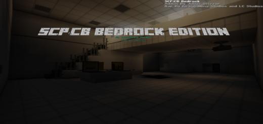 SCP: Containment Breach Bedrock Edition v0.0.2
