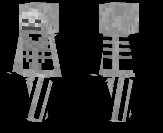 Skeleton Skin (Worth the download!)