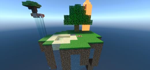 Sky Block Extended Worlds