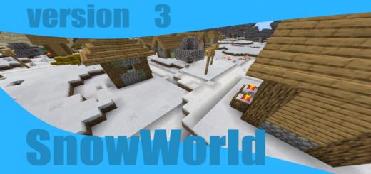 SnowWorld (Texture Pack) v.3