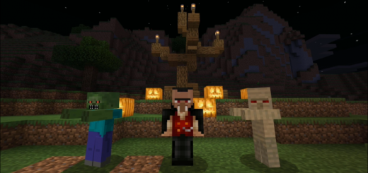 Spooky Town Adventure Map [UPDATED]