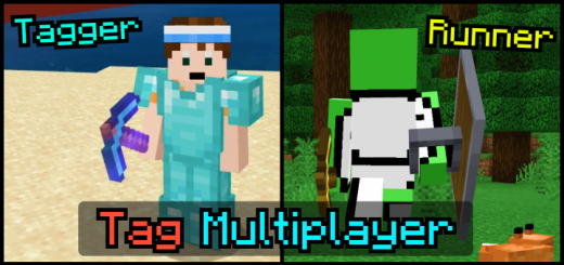 Tag Multiplayer (Dream & George Ultimate Tag Recreation)