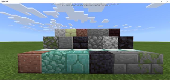 Vertical Slabs Beta Minecraft Pe Mods Addons