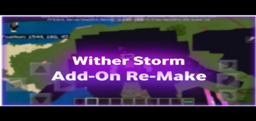 Wither Storm Addon (Killeable) V3