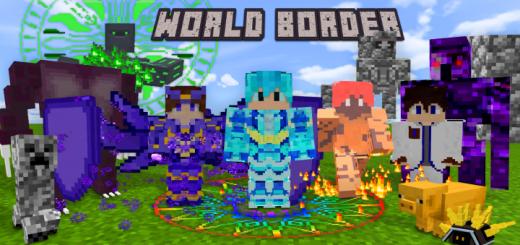 World Border: The New Dimension