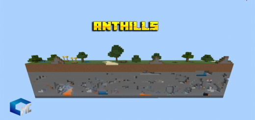 AnthillSky V1 (Map/Survival)