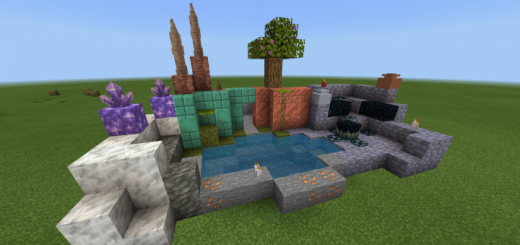 Caves and Cliffs Addon