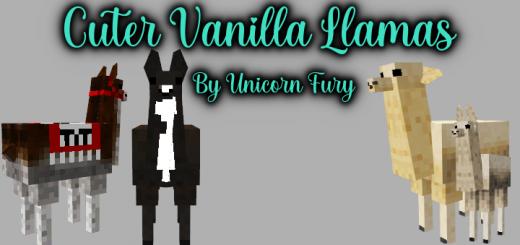 Cuter Vanilla Llamas v1.0.0