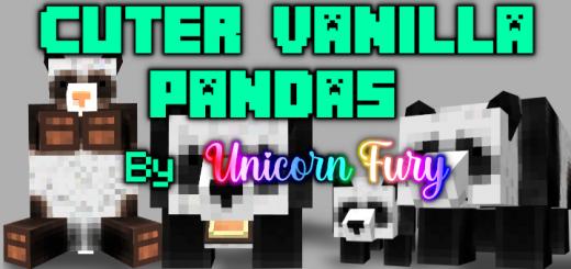 Cuter Vanilla Pandas v1.0.0