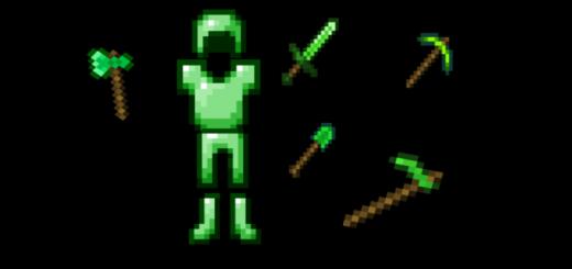 Emerald Armor Addon