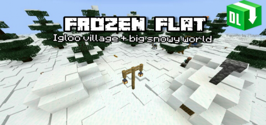 Frozen Flat (Map Template)