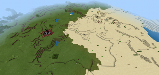 Good Start & Big Stronghold Within 520 Blocks (Seed)