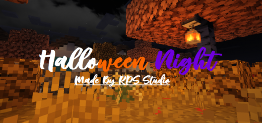 Halloween Night -Part 1 and Part 2-