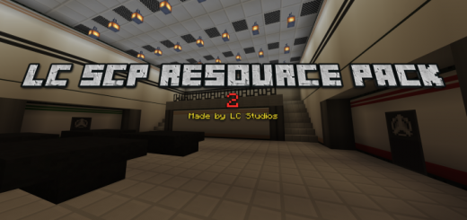 LC SCP Resource Pack 2