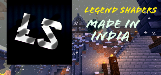 LEGEND SHADERS V2.5
