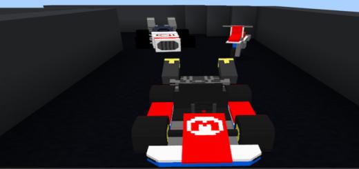 Mario Kart Add-on