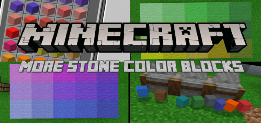 More Stone Colors (+115 New Stone Colors)
