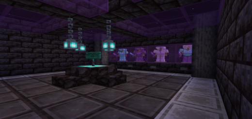 Nether PvP Arena