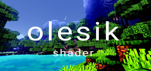 Olesik Shader (Only Pocket Edition)