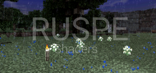 RUSPE Shaders (1.7.1)