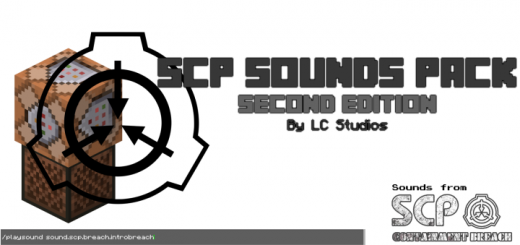 SCP Sounds Pack Second Edition for SCP map creators (v1.0.0)