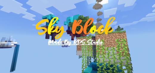 -Sky Block- New Islands