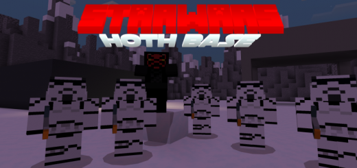 Starwars Hoth Base