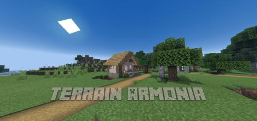 TerrainArmonia Shader