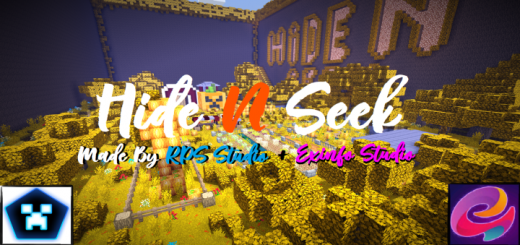 The Pumpkin Patch: Hide N Seek (Minigame)