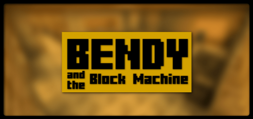 Bendy and the Block Machine (Discontinued)