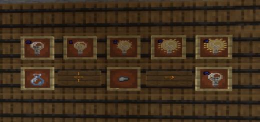 Craftable Light Blocks