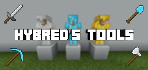 Hybred's Tools