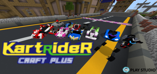 KartRider Craft Plus / KartRider Rush Plus Parody – Add-on