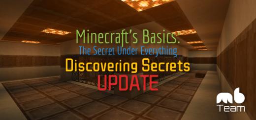 Minecraft's Basics: The Secret Under Everything – (Discovering Secrets Update!)