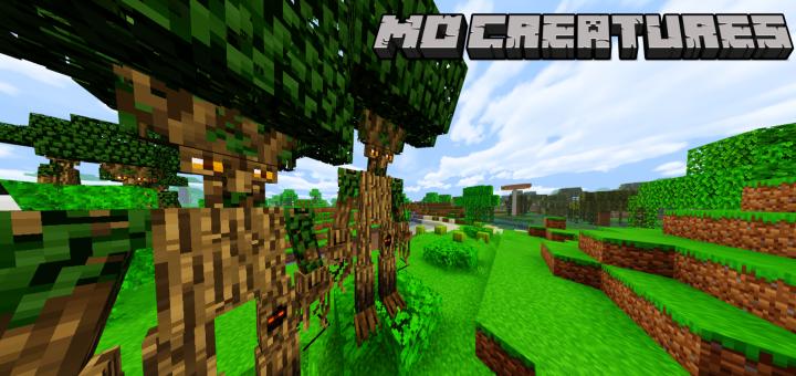 Mo Creatures Bedrock Edition Minecraft Pe Mods Addons
