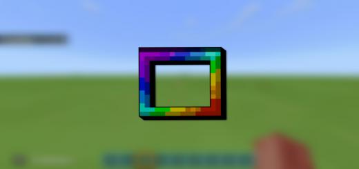 RGB / Rainbow Hotbar (Texture Pack) [32x]